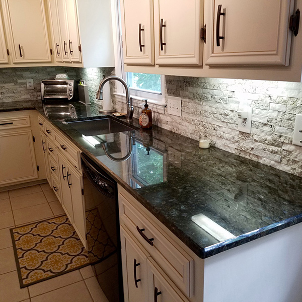 Delicieux Pin It On Pinterest. Blue Ridge Recycled Granite